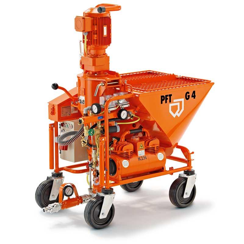 PFT G4 Render Machine Hire